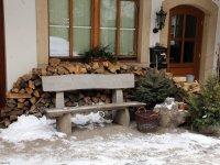 Dresdner Heide Fischhaus Januar 2013